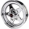 Billet Specialties RS045356515N - Billet Specialties R/T Billet Wheel