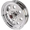 Billet Specialties RS085400416N - Billet Specialties Performer Billet Wheel