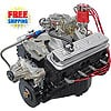 Blueprint Engines BP3830CTC1 - Blueprint Engines Small Block Chevy 383ci/ 405HP/ 440TQ