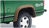 Bushwacker Body Gear 40008-01 - Bushwacker Extend-A-Fender Flares
