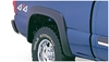 Bushwacker Body Gear 40056-02 - Bushwacker Extend-A-Fender Flares