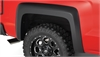Bushwacker Body Gear 40126-02 - Bushwacker Extend-A-Fender Flares