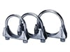 Borla 18220 - Borla Exhaust Tubing & Band Clamps