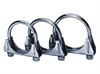 Borla 18250 - Borla Exhaust Tubing & Band Clamps