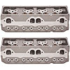Brodix 1000000A - Brodix Small Block Chevy Track 1 Series Aluminum Cylinder Heads