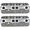 Brodix 1181001 - Brodix Small Block Chevy -18X Series Aluminum Heads