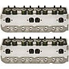 Brodix 1321002 - Brodix Small Block Chevy Dragon Slayer Series Aluminum Cylinder Heads