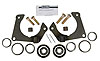 Heidts DF-101-C - Heidts Mustang II Disc Brake Conversion Kits