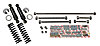 Heidts RF-101-SM - Heidts Bolt-in Rear 4-Link Kit