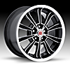 Carroll Shelby Wheels CS66295430B - Carroll Shelby Bargain Wheels
