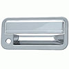 CCI CCIDH68119D2 - CCI Chrome Door Handle Covers