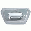CCI CCITGH65203 - CCI Chrome Tailgate Handle Covers
