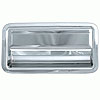 CCI CCITGH65208 - CCI Chrome Tailgate Handle Covers
