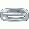 CCI CCITGH65213 - CCI Chrome Tailgate Handle Covers