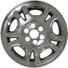 CCI IWCIMP/306X - CCI Triple Chrome Plated Silver Alloy Imposter Wheel Skins