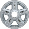 CCI IWCIMP/312X - CCI Triple Chrome Plated Silver Alloy Imposter Wheel Skins