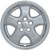 CCI IWCIMP/313X - CCI Triple Chrome Plated Silver Alloy Imposter Wheel Skins