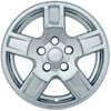 CCI IWCIMP/314X - CCI Triple Chrome Plated Silver Alloy Imposter Wheel Skins