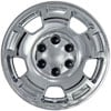 CCI IWCIMP/347X - CCI Triple Chrome Plated Silver Alloy Imposter Wheel Skins