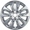 CCI IWCIMP/353X - CCI Triple Chrome Plated Silver Alloy Imposter Wheel Skins
