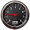 Auto Meter 2499 - Auto Meter Traditional Chrome Gauges