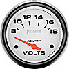 Auto Meter 5891 - Auto Meter Phantom Gauges