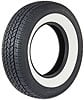 Coker Tire 526055 - Coker Classic Nostalgia Whitewall Radial Tires