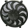 Derale 16217 - Derale High Output Single RAD Push & Pull-Style Electric Fans