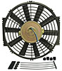 Derale 16912 - Derale Dyno-Cool Straight Blade Electric Fans