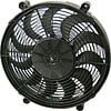 Derale 18217 - Derale High Output Single RAD Push & Pull-Style Electric Fans