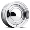 Cragar 313-4705 - Cragar Chrome Smoothie Wheels