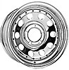 Cragar 3204634 - Cragar Chrome Quick Trick I Wheels