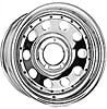 Cragar 3203512 - Cragar Chrome Quick Trick I Wheels