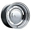 Cragar 3735605P - Cragar Chrome Rally Wheels