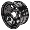 Cragar #3975112 - Cragar Black Soft 8 Wheels