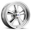 Cragar #61C511242 - Cragar 61C Series S/S Super Sport Chrome Wheels