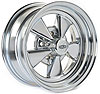 Cragar #61C571240 - Cragar 61C Series S/S Super Sport Chrome Wheels