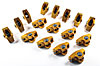 Crane Cams 86757-16 - Crane Cams Gold Race Roller Rocker Arms