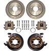 Currie 6012D1 - Currie Enterprises Complete Motor Sport 11'' Disc Brake Kits