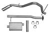 Dynomax 38453 - Dynomax Stainless Steel VT Exhaust Systems