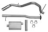 Dynomax 38454 - Dynomax Stainless Steel VT Exhaust Systems