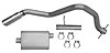 Dynomax 38469 - Dynomax Stainless Steel VT Exhaust Systems