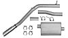 Dynomax 38486 - Dynomax Stainless Steel VT Exhaust Systems