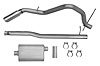 Dynomax 38495 - Dynomax Stainless Steel VT Exhaust Systems