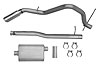 Dynomax 38497 - Dynomax Stainless Steel VT Exhaust Systems