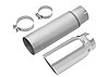 Dynomax 88344 - Dynomax Bolt-On Exhaust Systems for Truck/SUV