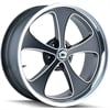 Ridler-645-Series-Matte-Black-w-Polished-Lip-Wheels