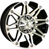Mayhem-8010-Riot-Series-Black-w-Machined-Face-Finish-Wheels