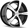 Touren-3190-TR9-Series-Black-Machined-Wheels
