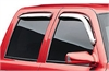 EGR 641504 - EGR Tape-On Slim Line Window Visors